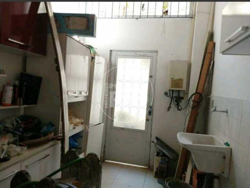 Melhores Imóveis no Rio - Casa duplex 3 quartos na Tijuca - MIR1629 - 16