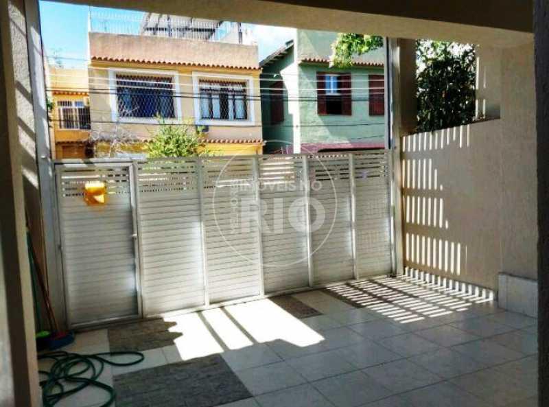 Melhores Imóveis no Rio - Casa duplex 3 quartos na Tijuca - MIR1629 - 17