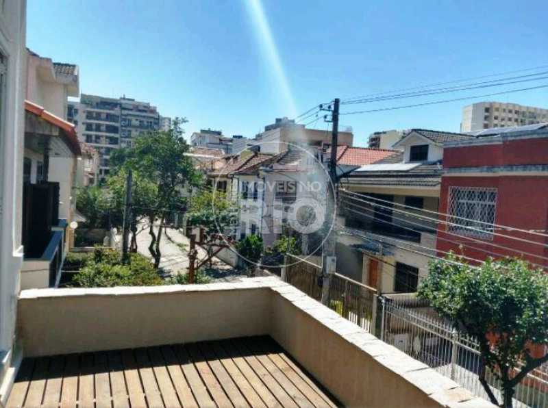 Melhores Imóveis no Rio - Casa duplex 3 quartos na Tijuca - MIR1629 - 20