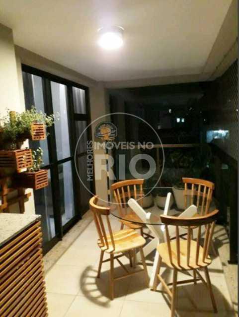 Melhores Imóveis no Rio - Cobertura 3 quartos à venda Grajaú, Rio de Janeiro - R$ 1.050.000 - MIR1635 - 1
