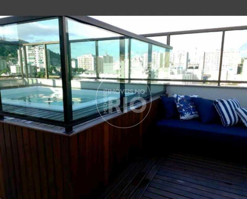 Melhores Imóveis no Rio - Cobertura 3 quartos à venda Grajaú, Rio de Janeiro - R$ 1.050.000 - MIR1635 - 16