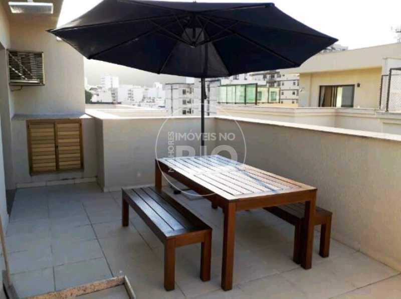 Melhores Imóveis no Rio - Cobertura 3 quartos à venda Grajaú, Rio de Janeiro - R$ 1.050.000 - MIR1635 - 17