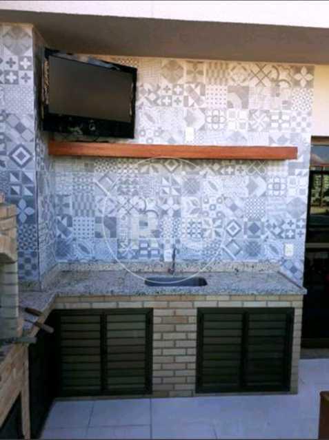 Melhores Imóveis no Rio - Cobertura 3 quartos à venda Grajaú, Rio de Janeiro - R$ 1.050.000 - MIR1635 - 19