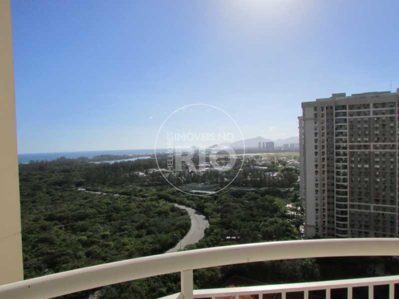 Melhores Imóveis no Rio - Apartamento 3 quartos no Condomínio Mundo Novo - MIR0068 - 1