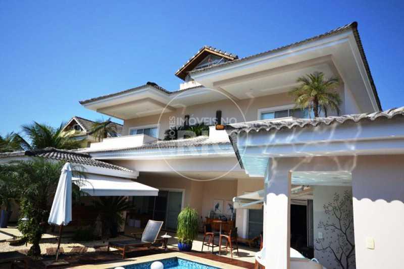 Melhores Imóveis no Rio - Casa 4 quartos no Condomínio Quintas do Rio - CB0658 - 1