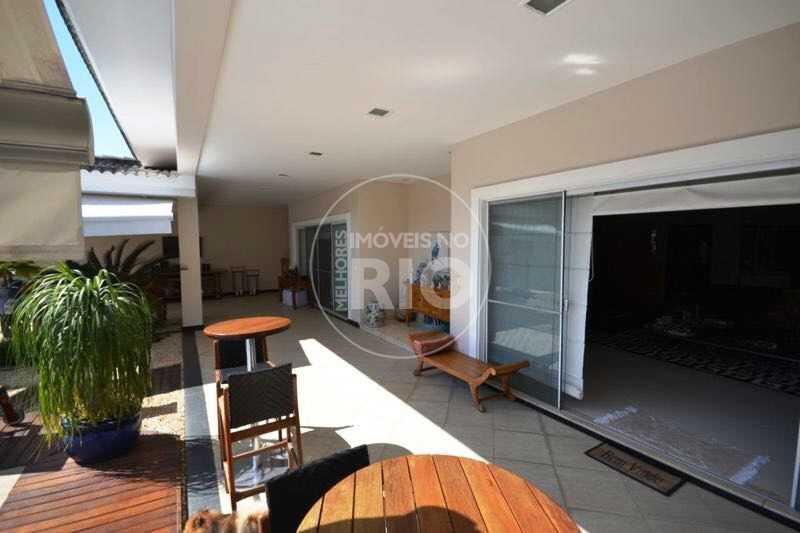 Melhores Imóveis no Rio - Casa 4 quartos no Condomínio Quintas do Rio - CB0658 - 5