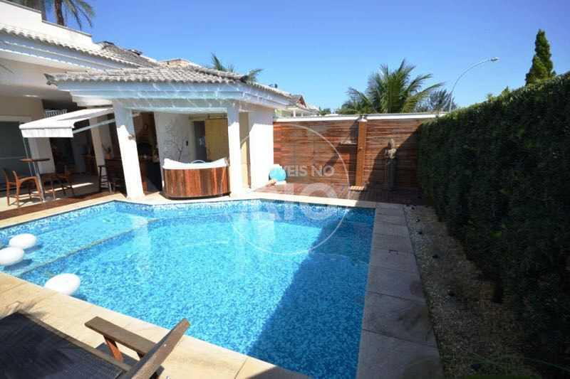 Melhores Imóveis no Rio - Casa 4 quartos no Condomínio Quintas do Rio - CB0658 - 7