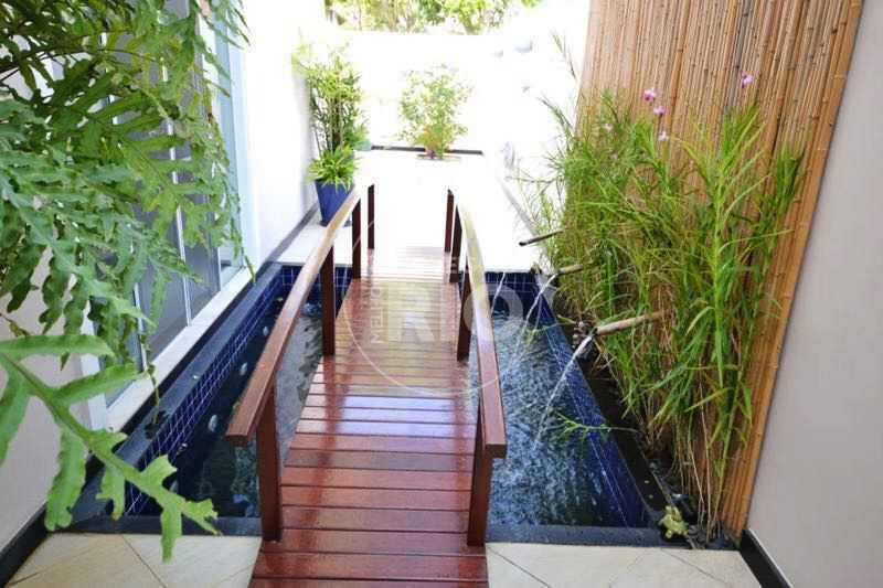 Melhores Imóveis no Rio - Casa 4 quartos no Condomínio Quintas do Rio - CB0658 - 9