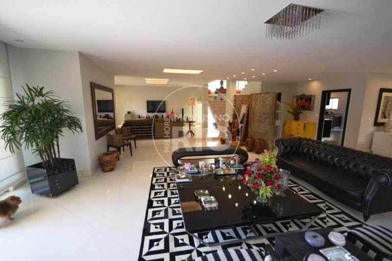 Melhores Imóveis no Rio - Casa 4 quartos no Condomínio Quintas do Rio - CB0658 - 11