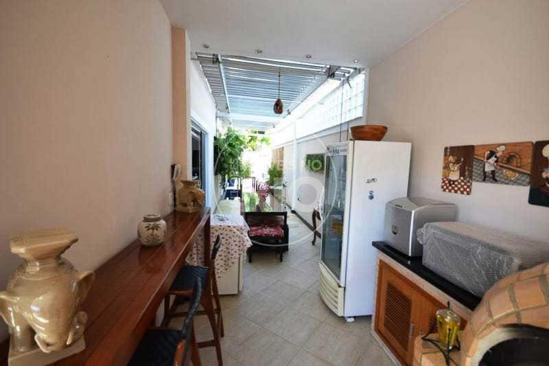 Melhores Imóveis no Rio - Casa 4 quartos no Condomínio Quintas do Rio - CB0658 - 31