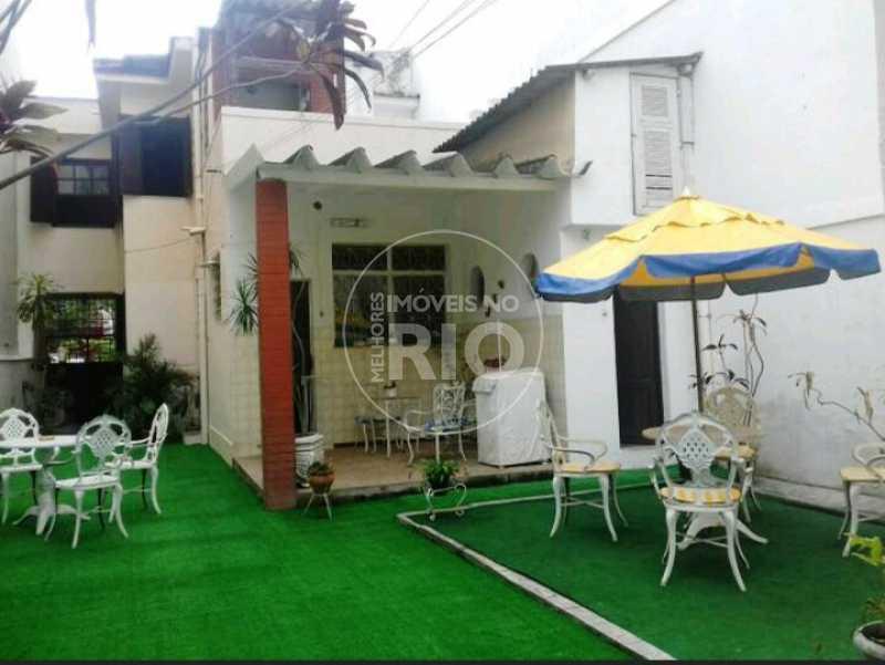 Melhores Imóveis no Rio - Casa duplex 3 quartos no Grajaú - MIR1652 - 1