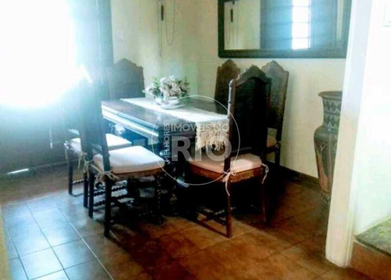 Melhores Imóveis no Rio - Casa duplex 3 quartos no Grajaú - MIR1652 - 7