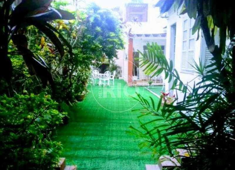 Melhores Imóveis no Rio - Casa duplex 3 quartos no Grajaú - MIR1652 - 15