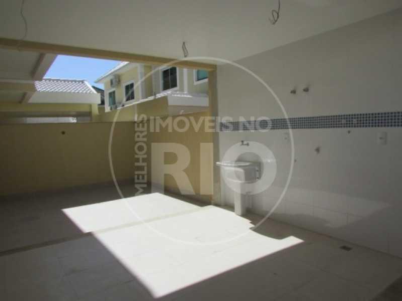 Melhores Imóveis no Rio - Casa 4 quartos no Condomínio Interlagos Quality - CB0215 - 18