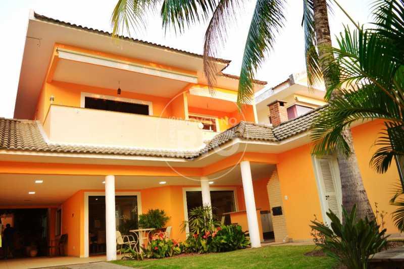 Melhores Imóveis no Rio - Casa no Condomínio Vivendas do Sol - CB0659 - 4