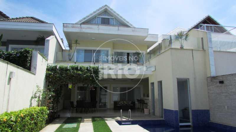 Melhores Imóveis no Rio - Casa 4 quartos no Condomínio Blue Houses - CB0662 - 1