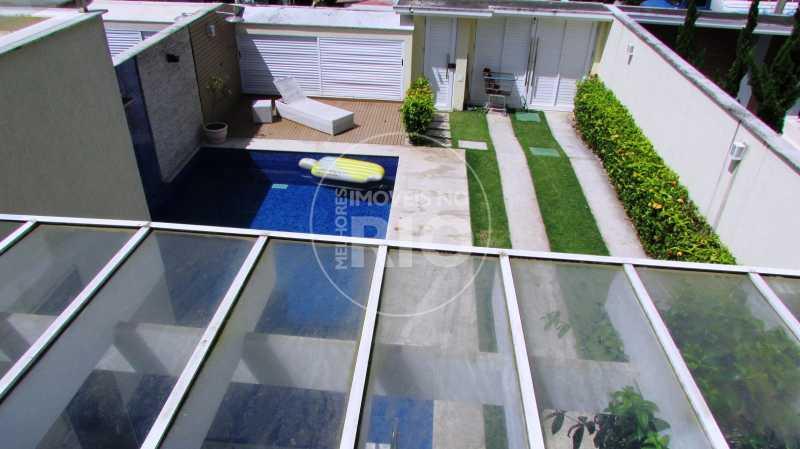 Melhores Imóveis no Rio - Casa 4 quartos no Condomínio Blue Houses - CB0662 - 3