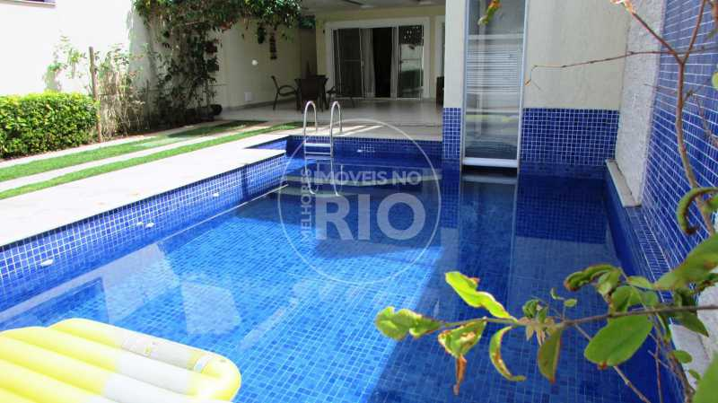 Melhores Imóveis no Rio - Casa 4 quartos no Condomínio Blue Houses - CB0662 - 4