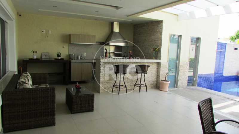 Melhores Imóveis no Rio - Casa 4 quartos no Condomínio Blue Houses - CB0662 - 6