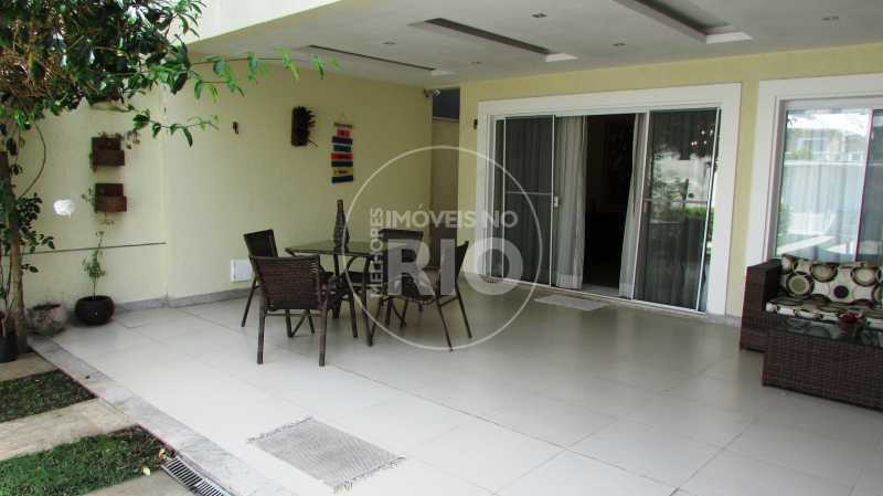 Melhores Imóveis no Rio - Casa 4 quartos no Condomínio Blue Houses - CB0662 - 7