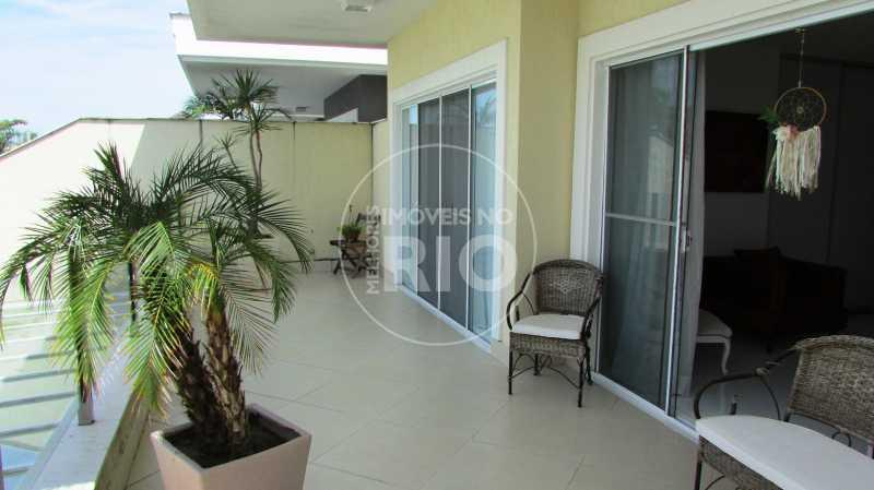 Melhores Imóveis no Rio - Casa 4 quartos no Condomínio Blue Houses - CB0662 - 14