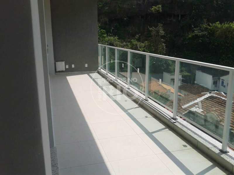 Melhores Imóveis no Rio - Cobertura 3 quartos na Tijuca - MIR1713 - 1