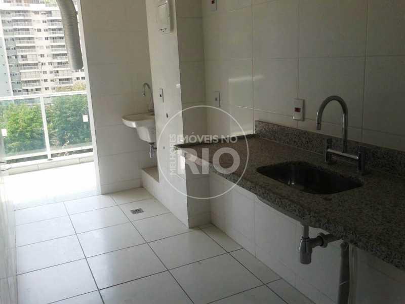 Melhores Imóveis no Rio - Cobertura 3 quartos na Tijuca - MIR1713 - 7