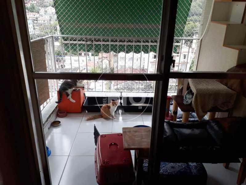 Melhores Imóveis no Rio - Apartamento 1 quarto no Engenho Novo - MIR1727 - 1