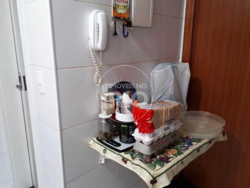 Melhores Imóveis no Rio - Apartamento 1 quarto no Engenho Novo - MIR1727 - 12