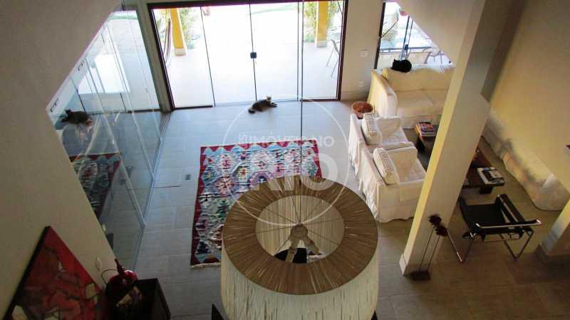 Melhores Imóveis no Rio - Casa 4 quartos no Interlagos de Itaúna - CB0664 - 11