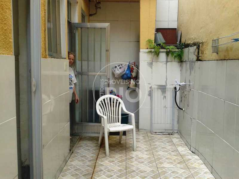 Melhores Imóveis no Rio - Casa 2 quartos na Tijuca - MIR1745 - 11