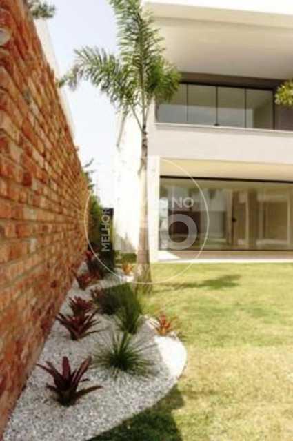 Melhores Imóveis no Rio - Casa 4 quartos no Condomínio Alphaville - CB0667 - 4