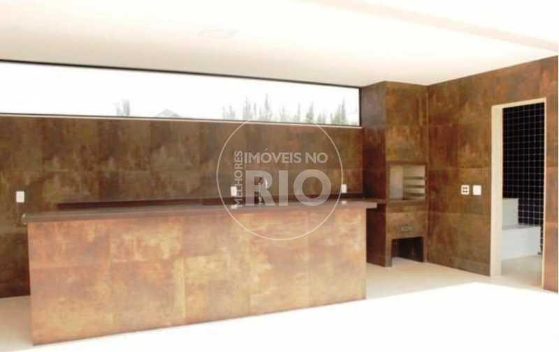 Melhores Imóveis no Rio - Casa 4 quartos no Condomínio Alphaville - CB0667 - 12