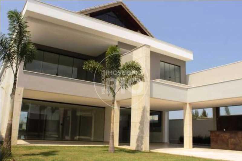 Melhores Imóveis no Rio - Casa 4 quartos no Condomínio Alphaville - CB0667 - 14