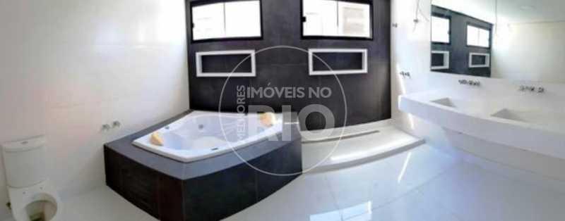 Melhores Imóveis no Rio - Casa 4 quartos no Condomínio Alphaville - CB0667 - 19