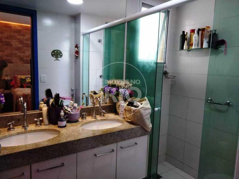 Melhores Imóveis no Rio - Apartamento 3 quartos na Barra da Tijuca - MIR1798 - 14
