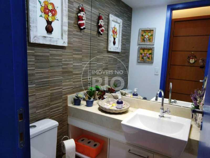 Melhores Imóveis no Rio - Apartamento 3 quartos na Barra da Tijuca - MIR1798 - 16