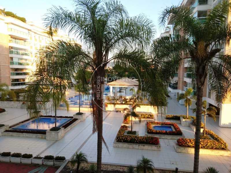 Melhores Imóveis no Rio - Apartamento 3 quartos na Barra da Tijuca - MIR1798 - 23