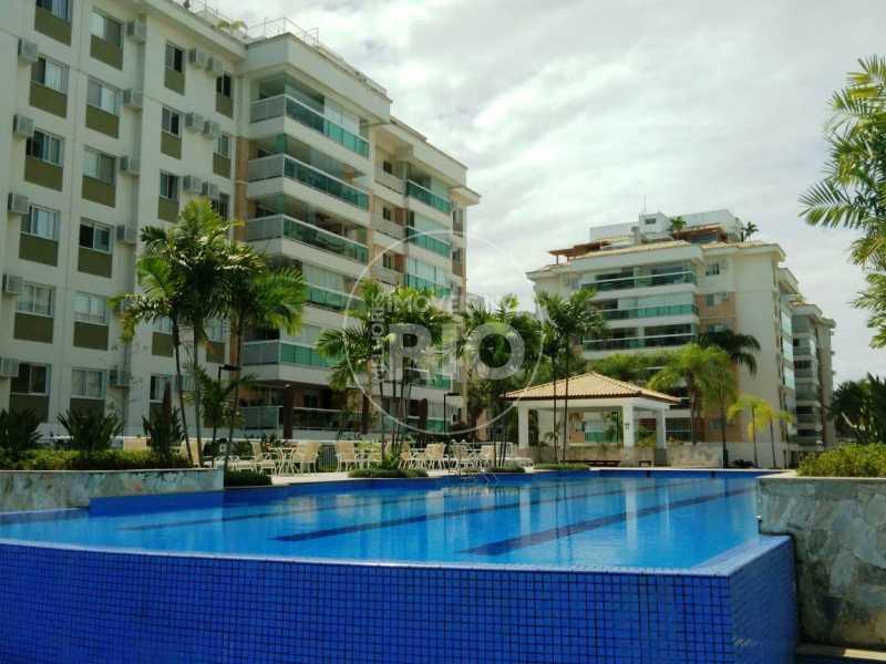 Melhores Imóveis no Rio - Apartamento 3 quartos na Barra da Tijuca - MIR1798 - 24