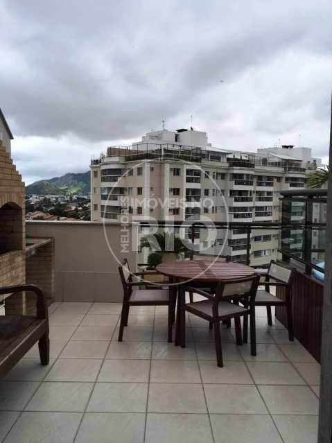 Melhores Imóveis no Rio - Cobertura 2 quartos no Recreio - MIR1800 - 19