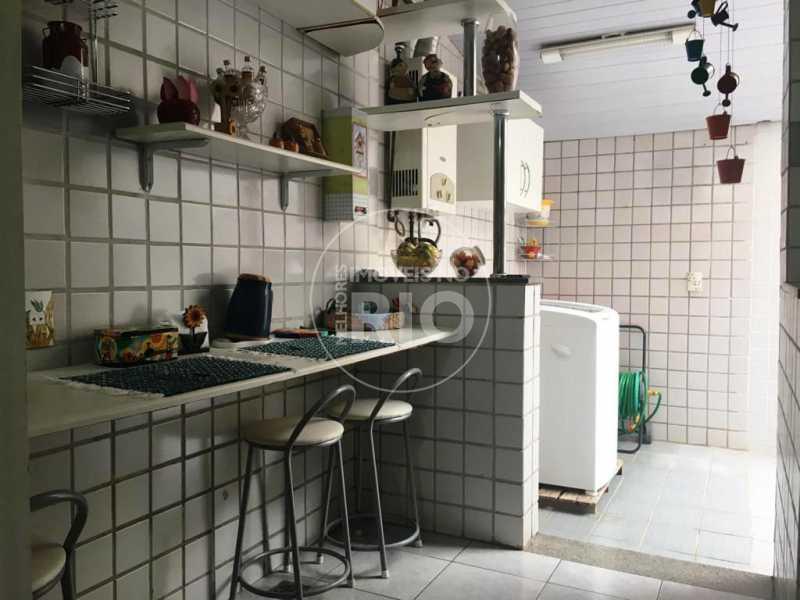 Melhores Imóveis no Rio - Casa 3 quartos no Condomínio Spazio Del Mare - CB0671 - 20