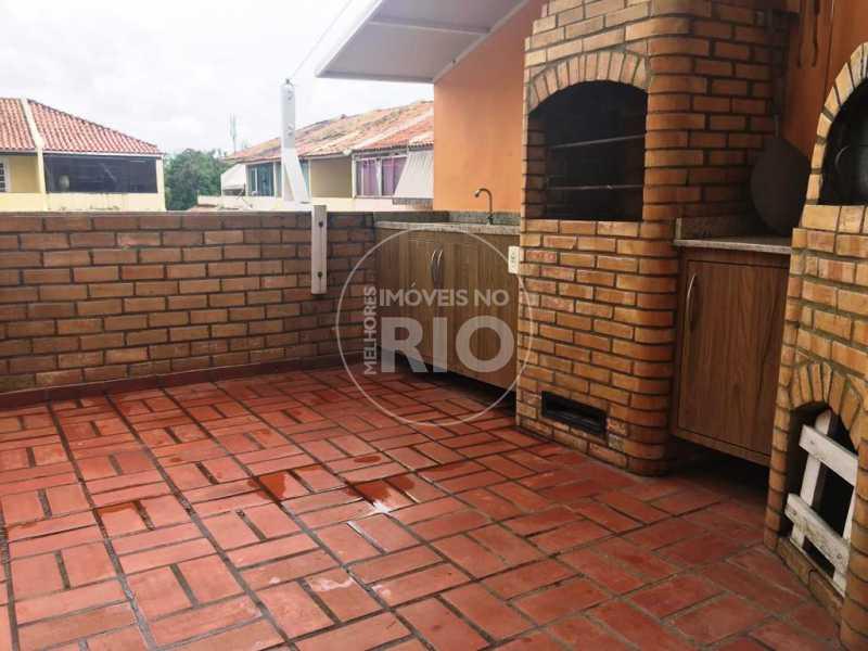 Melhores Imóveis no Rio - Casa 3 quartos no Condomínio Spazio Del Mare - CB0671 - 5