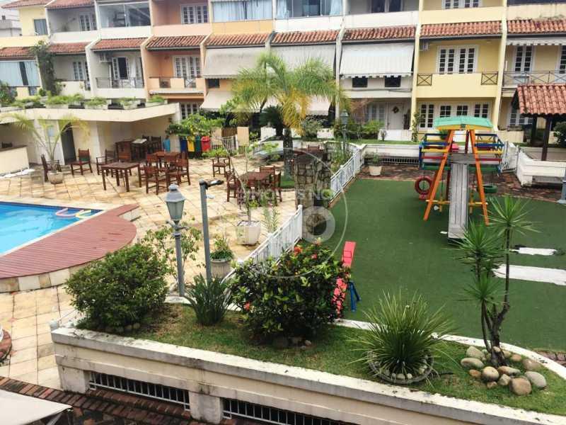 Melhores Imóveis no Rio - Casa 3 quartos no Condomínio Spazio Del Mare - CB0671 - 3