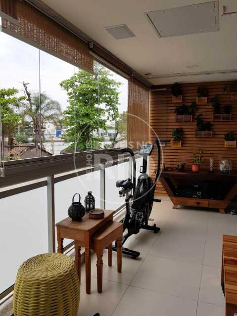 Melhores Imóveis no Rio - Apartamento 3 quartos à venda Barra da Tijuca, Rio de Janeiro - R$ 1.680.000 - MIR1826 - 3