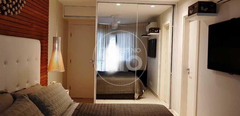 Melhores Imóveis no Rio - Apartamento 3 quartos à venda Barra da Tijuca, Rio de Janeiro - R$ 1.680.000 - MIR1826 - 9