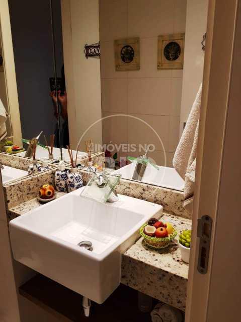 Melhores Imóveis no Rio - Apartamento 3 quartos à venda Barra da Tijuca, Rio de Janeiro - R$ 1.680.000 - MIR1826 - 21