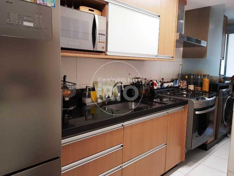 Melhores Imóveis no Rio - Apartamento 3 quartos à venda Barra da Tijuca, Rio de Janeiro - R$ 1.680.000 - MIR1826 - 24