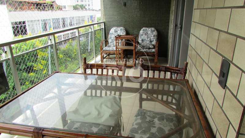 Melhores Imóveis no Rio - Apartamento 3 quartos no Grajaú - MIR1837 - 3