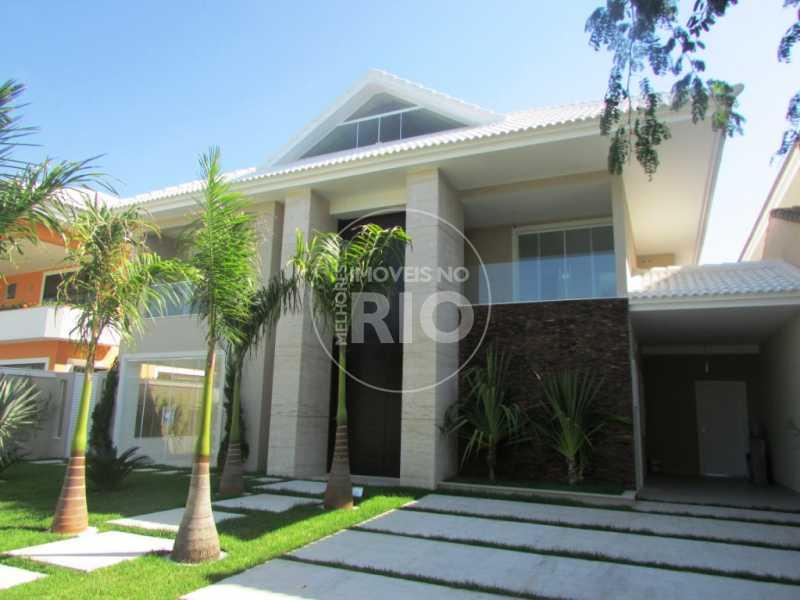 Melhores Imóveis no Rio - Casa 5 quartos no Condomínio Quintas do Rio - CB0234 - 1