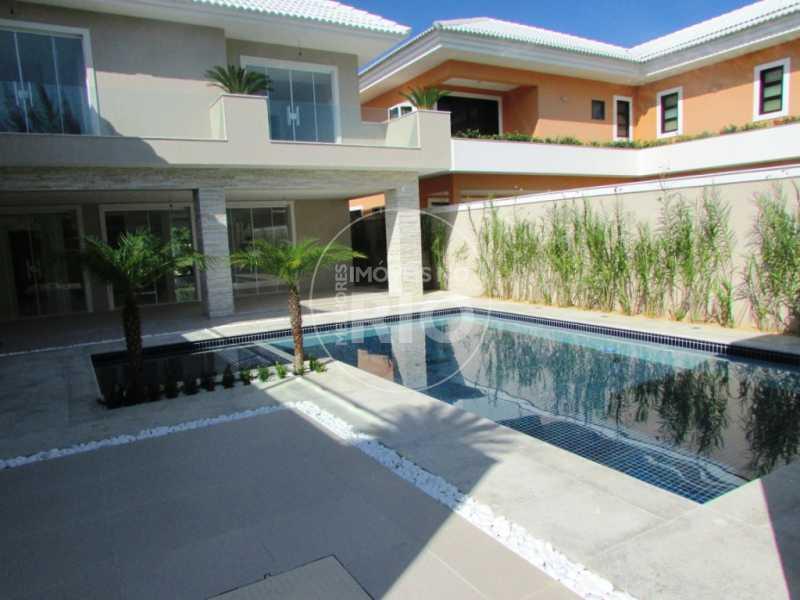 Melhores Imóveis no Rio - Casa 5 quartos no Condomínio Quintas do Rio - CB0234 - 4